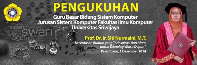 Pengukuhan Professor FASILKOM
