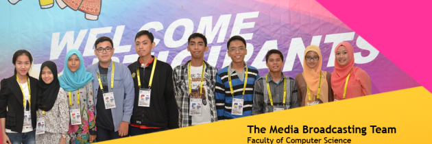 The Media Broadcasting Team
