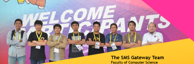 The SMS Gateway Team