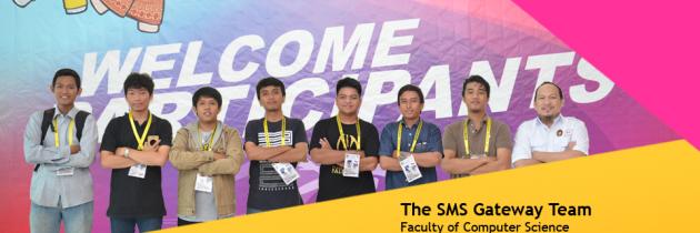 The SMS Gateway Team