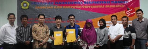 Pemilihan Mahasiswa Berprestasi Tingkat Fakultas Tahun 2015