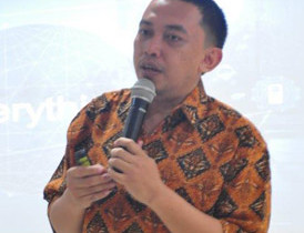 Seminar Talk: Adri Gautama (Cisco Indonesia)