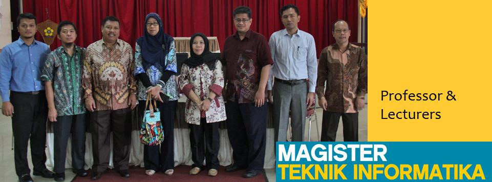 Sosialisasi Program (S2) Magister Teknik Informatika