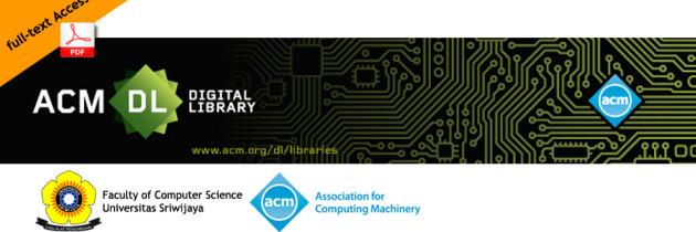 Full Access ACM Digital Library