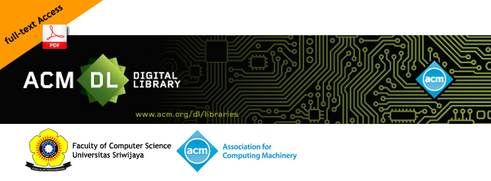 Full Access ACM Digital Library
