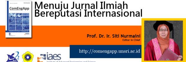 ComEngApp menuju Jurnal Ilmuah bereputasi Internasional