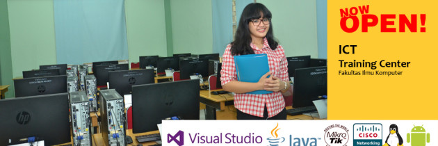 Now Open ICT Training Center