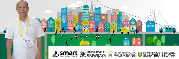 Pemkot Palembang Matangkan Rencana Realisasi Smart City
