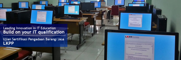 Ujian Sertifikasi Pengadaan Barang dan Jasa Pemerintah