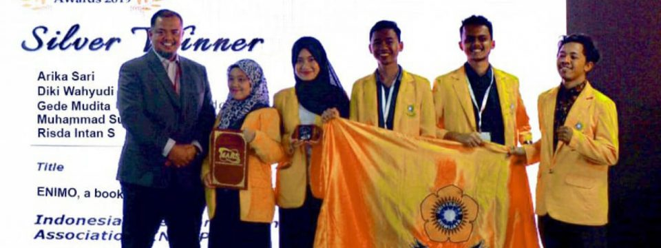Berhasil menyabet medali perak Youth Category dalam ajang Malaysia Technology Expo pada tanggal 22 Februari 2019