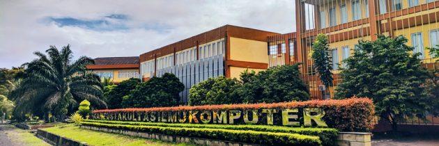 Pelepasan Alumni ke-43 Fasilkom Unsri